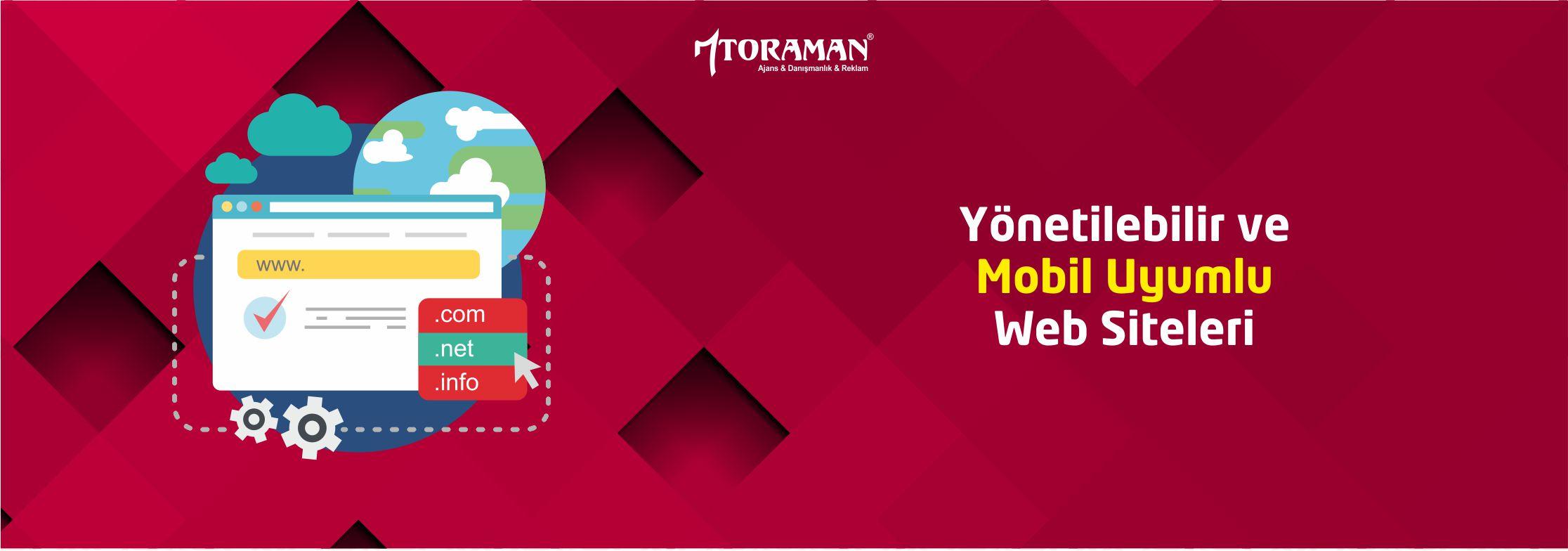Yönetilebilir ve Mobil Uyumlu Web Siteleri