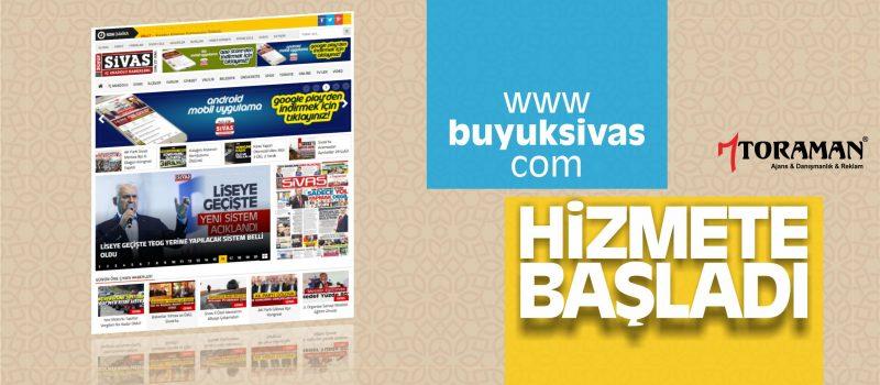 buyuksivas.com Yayında