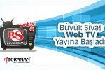 Büyük Sivas Web Tv Yayında